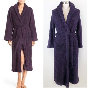 Barefoot Dreams Cozychic Adult Robe Belted